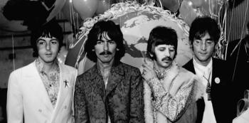 """Podle písně The Beatles """"Helter Skelter"""" Manson pojmenoval apokalyptickou rasovou válku, kterou chtěl se svými přívrženci rozpoutat."""