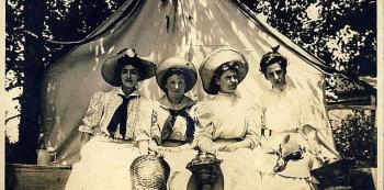 Základem je dobře zvolený campingový outfit!