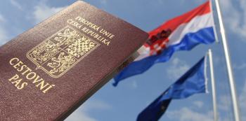 Českému pasu se oproti loňskému roku rozšířil bezvízový styk o dvě země (Katar a Kazachstán) a posunul se v žebříčku o jedno místo nahoru.