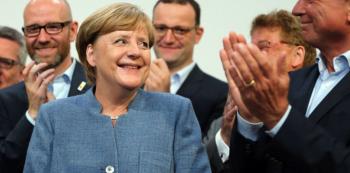 Nyní je na Angele Merkelové, aby ukázala, jak velkou je političkou.