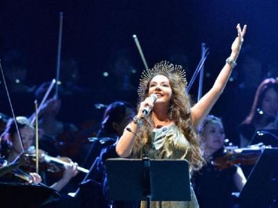 Skvostná sopranistka Sarah Brightman se vrací do Prahy, nenechte si její vystoupení ujít.