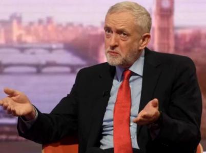 Vůdce britské levice Jeremy Corbyn miluje uprchlíky. Ale jen některé.