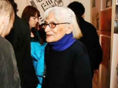 Věra Machoninová je nejvýznamnější českou brutalistickou architektkou. Letos se dožívá 88 let.