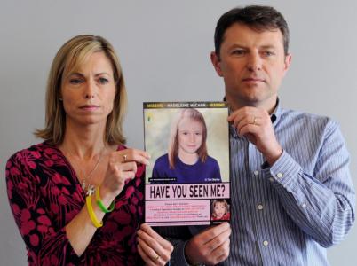 Kate a Gerry McCannovi nepřestávají ani po deseti letech doufat, že se jejich ztracená dcerka najde.