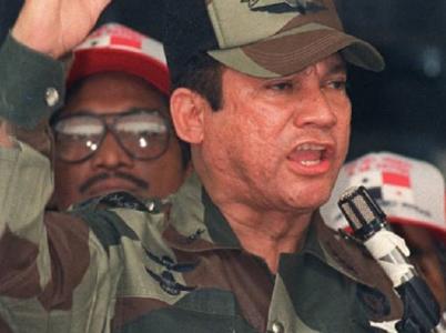 Diktátor Noriega stál v čele země šest let. Už předtím měl ale významnou pozici.