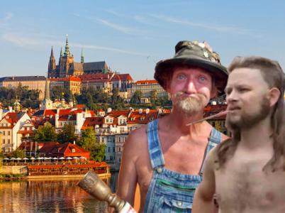 Náplav z vidlákova je v Praze plno. Jak je spolehlivě poznat i přes kvalitní maskování?