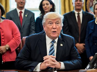 V celkovém součtu slibů a jejich naplnění je Trump spíše průměrem, rozhodně ne nejúspěšnějším prezidentem, kterým se cítí být.