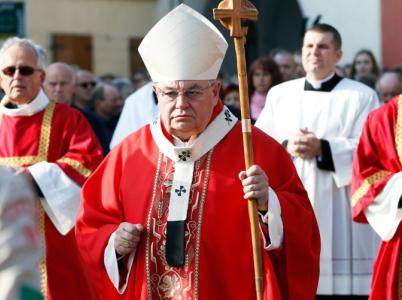 Kardinál Duka sloužil svatováclavskou mši ve Staré Boleslavi. Zde se tento služebník boží nemilosrdně vymezil proti levicově liberální ideologii.