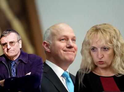 Prezidentský kandidát Fischer, exposlankyně Nytrová nebo kontroverzní odborář Dušek. Ti všichni nepochopili, že žijí ve 21. století.