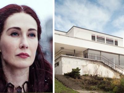 V historickém snímku Skleněný pokoj bude mimo jiné hrát Carice van Houten aka Melisandra ze Hry o trůny.