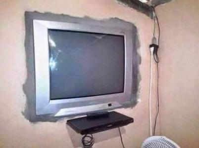 Vestavěný televizor