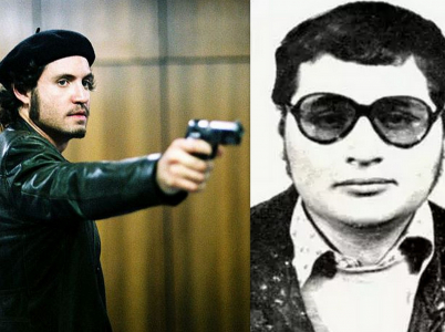 Carlos - film vs. realita