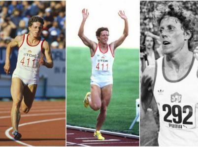 Jarmila Kratochvílová se do dějin atletiky nesmazatelně zapsala výkonem předvedeným v roce 1983 v Mnichově při běhu na 800 metrů.