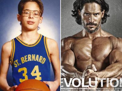 Joe Mangeniello. Jednačtyřicetiletý americký herec, kterému maminka musela na střední škole dávat k svačince anabolika. Jinak si to moc nedokážeme vysvětlit.