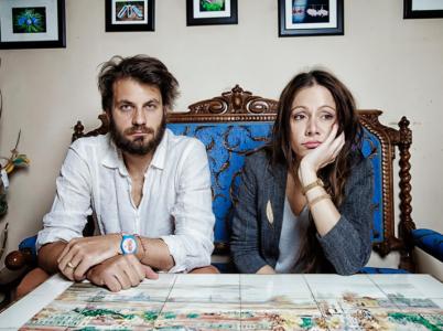Lucia a Petr Klein Svobodovi