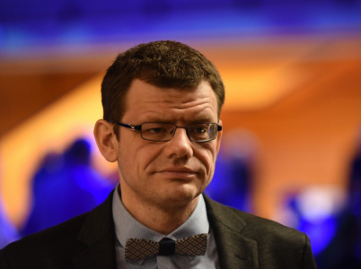 Marketingový expert Martin Jaroš vstupuje do politiky.