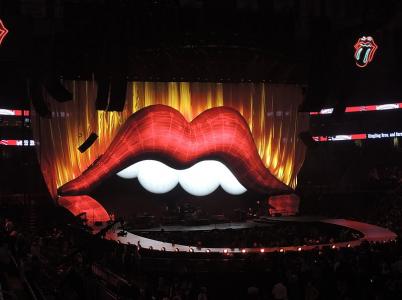 Koncerty Rolling Stones bývají jedinečné a nezapomenutelné.