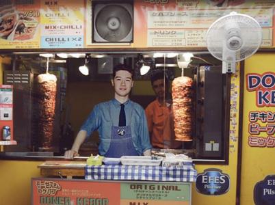 Tomio Okamura v mládí pracoval v kebabu.