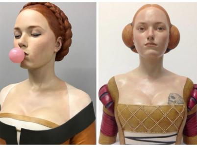 Kdyby se renesanční dámy chovaly jako dnešní teenagerky, byla by to pěkná katastrofa.