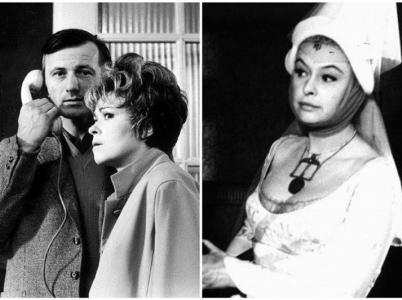 Psychologické Ucho, komedie Bílá paní nebo třeba alegorie O slavnosti a hostech. To jsou trezorové filmy, které se vyplatí si čas od času připomenout.
