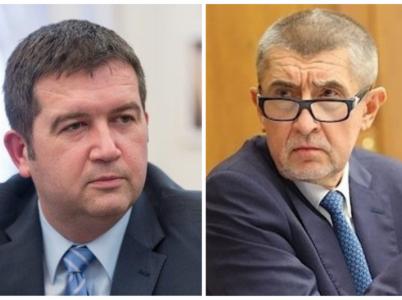 Vláda ANO a ČSSD? Spíš ne. Hamáček a Babiš se nedohodli ohledně ministerských křesel, a tak jednání skončilo.