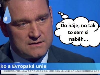 Radim Fiala (SPD) si naběhl před Světlanou Witowskou - a to byla velká, velká chyba!
