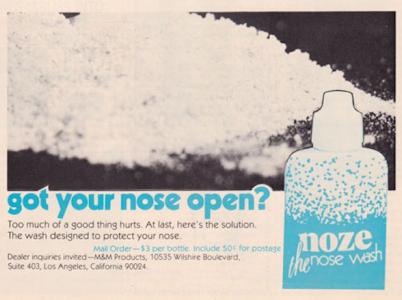 Pečujte o svůj nos s radostí!
