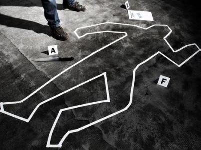 V roce 2014 bylo nejméně násilných úmrtí v Británii - 0,1 na 100 000 obyvatel.