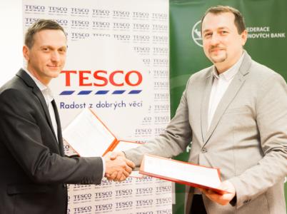 Tesco uzavřelo memorandum o vzájemné spolupráci