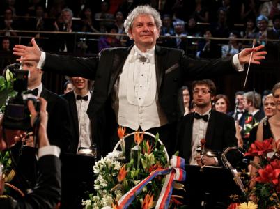 Jiří Bělohlávek právem sklízel ovace jako jeden z největších českých dirigentů v historii.