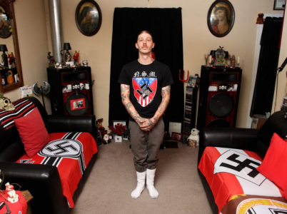 Američan Heath Campell dal synovi jméno Adolf Hitler a úřednímu šimlu se to nelíbí