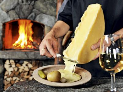 Dobře uzrálý, chuťově výrazný sýr – symbol jednoduché, ale originální švýcarské gastronomie