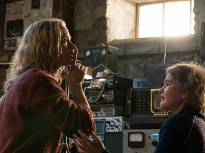 Děsivý thriller s mysteriózním nádechem Tiché místo je prohlašován za nejděsivější film posledních let.