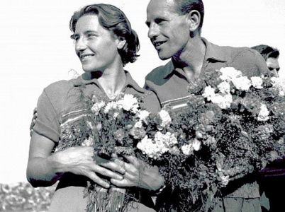 Nejen narozeniny mohli Dana a Emil Zátopkovi slavit spolu. Společně slavili několik světových rekordů a zlatých medailí.