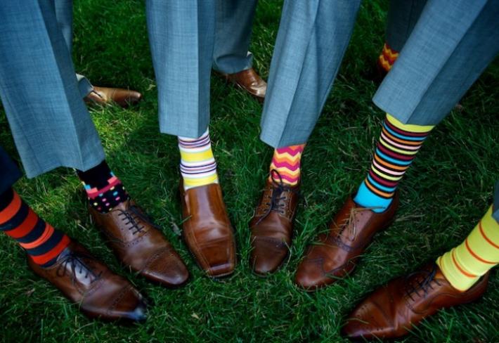 Co o vaší skvělé osobnosti řeknou obyčejné ponožky  – G.cz b6db2ebc29
