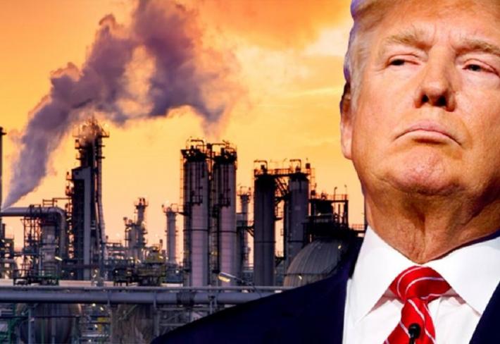 Trumpovi ochrana životního prostředí nic neříká. Nejraději by na ní úplně rezignoval.