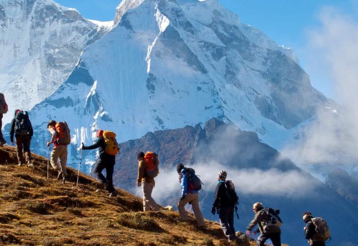 Střecha světa  vyšlápněte Himálaj! 3 způsoby 7ec456aa783