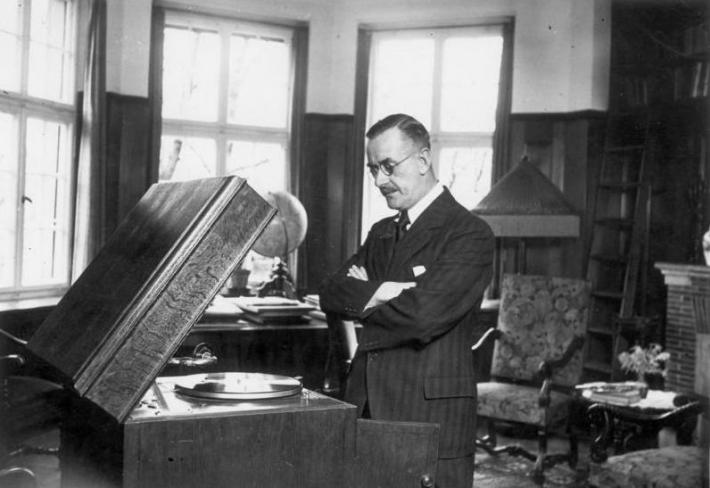 Thomas Mann v roce 1932.