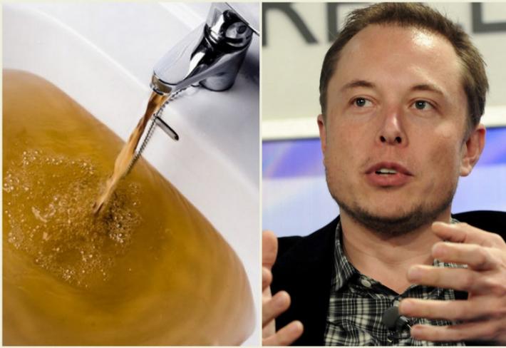 Podaří se Elonu Muskovi problém s kontaminovanou vodou vyřešit?