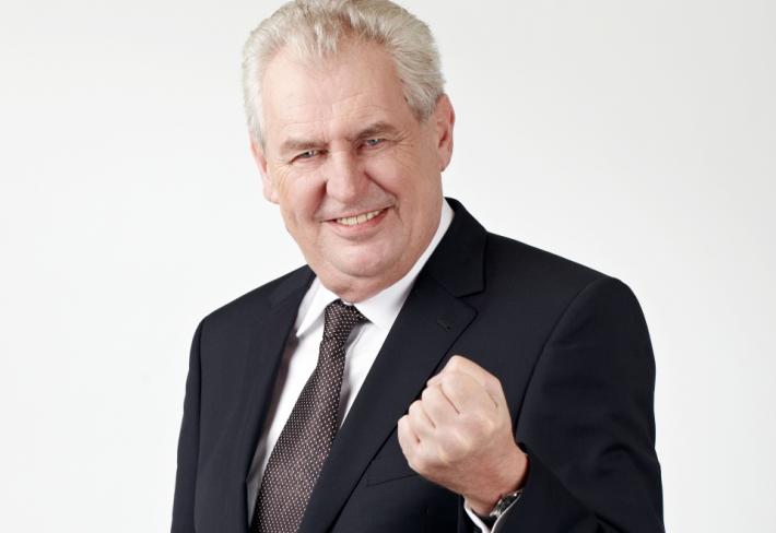 Miloš Zeman je nejdelší aprílový žert v dějinách ČR