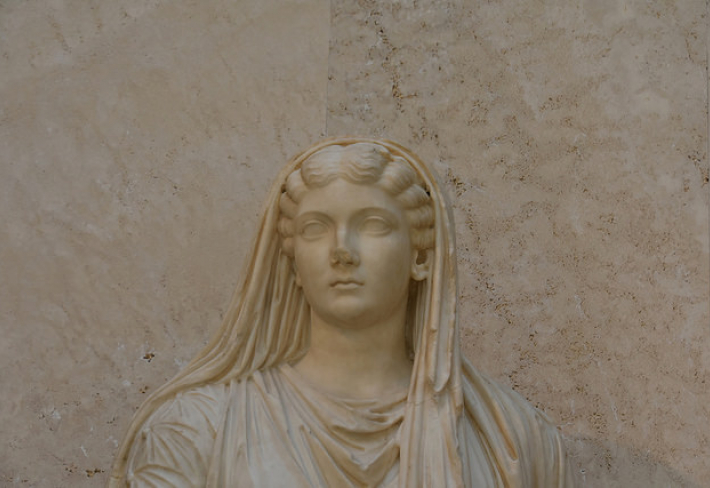Livia Drusilla (58 před n.l. - 29 n.l.) - žena císaře Augusta