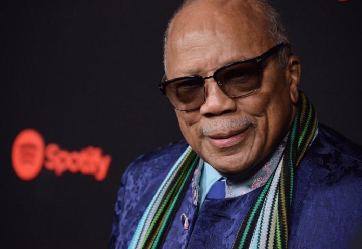 Quincy Jones brzy oslaví 85. narozeniny, v showbyznysu se pohybuje přes půl století. Za takovou dobu jeden nasbírá opravdu hodně historek.