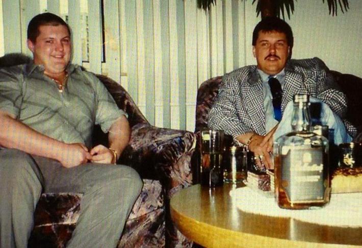 Bratři Mikuláš a Vladimír Černákovi patřili k nejmocnějším mafiánům Slovenska. První zemřel v roce 96, druhý si odpykává doživotí.