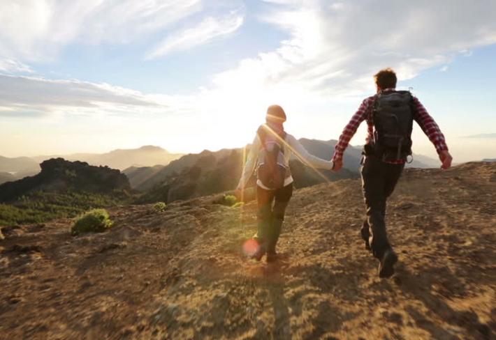 Výlet že nou bývá často jiný než výlet s muží