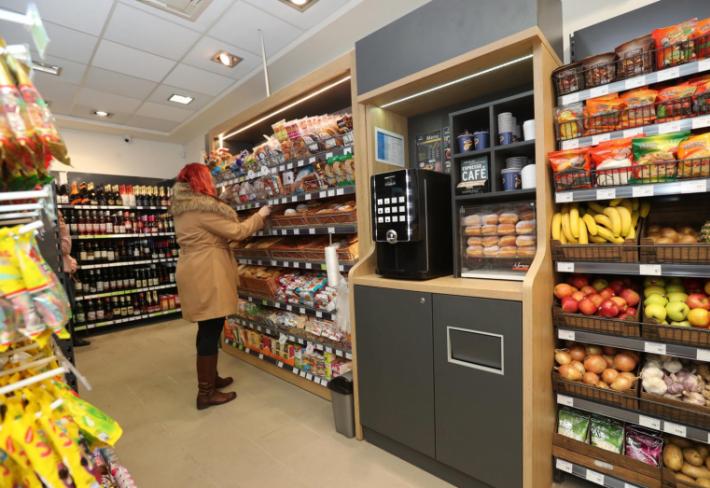 Oblíbená síť obchodů Žabka hlásí hned z kraje roku další přírůstek. Nová  prodejna se otevřela dnes na Praze 10 v ulici Starostrašnická. 5b5c8f804e