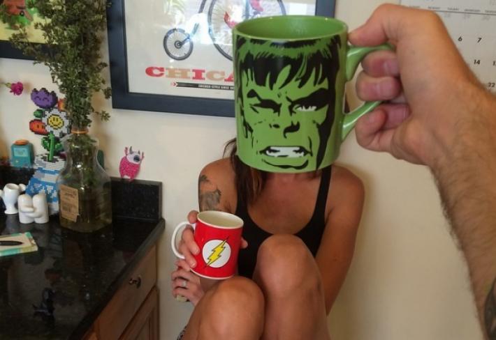 She-Hulk?