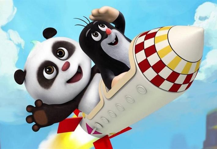 Kung Fu Panda komické porno