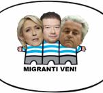 Le Penová, Wilders, Okamura... To je jen pár hvězdných jmen, která se na sjezdu protiimigrantsky smýšlejících politiků sejdou.