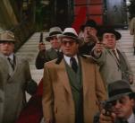 Robert De Niro, Clem Caserta, Bob Martana a George S. Spataro ve filmu Neúplatní.