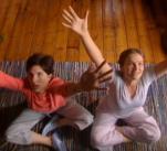 Jóga není jen o cvičení, je o životní filozofii. Pokud to druhé nejedete, tak jen sedíte na karimatce a flákáte se.